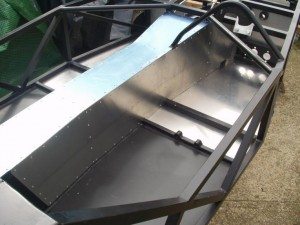 Locost - Chassis Panelling