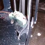 Broken Printer Chassis
