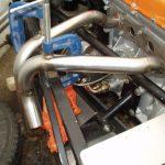 Locost Exhaust Manifold 2