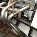 Locost Exhaust Manifold 3