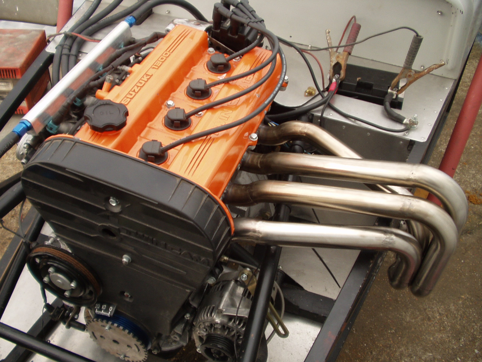 Fabrication: That time I made an Exhaust Manifold | Ogilvie