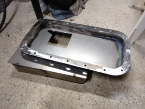 New Sump Windage Tray