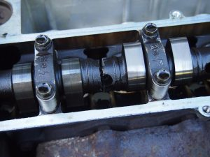 G13B Broken Exhaust Camshaft